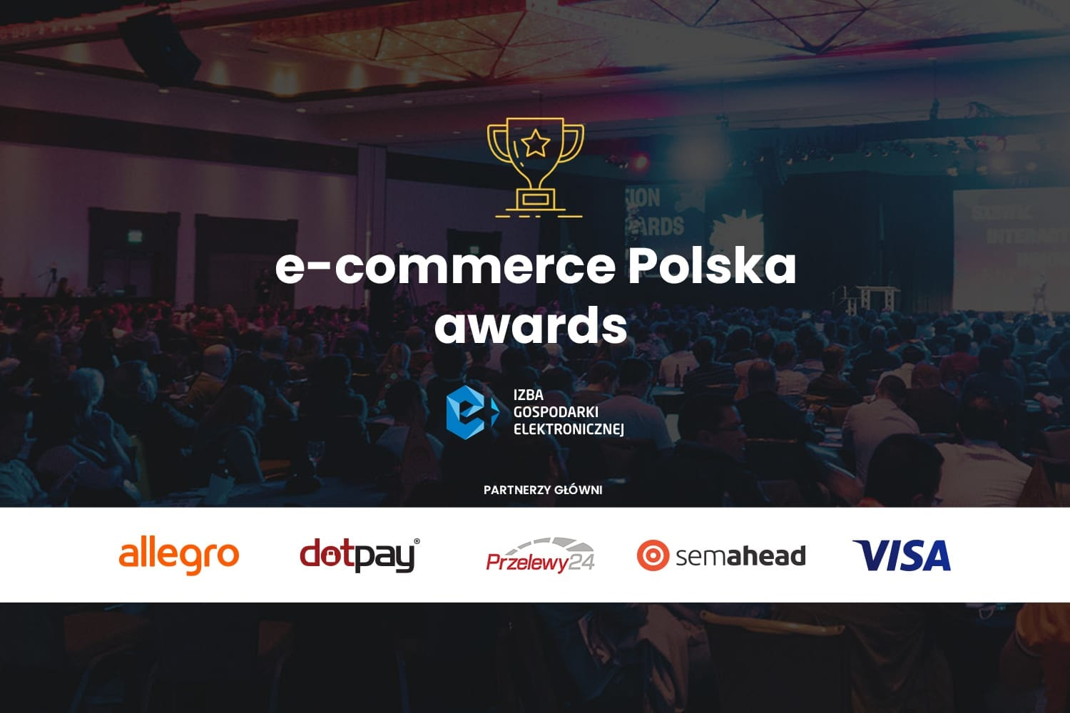 Laureaci Konkursu e-Commerce Polska awards 2018