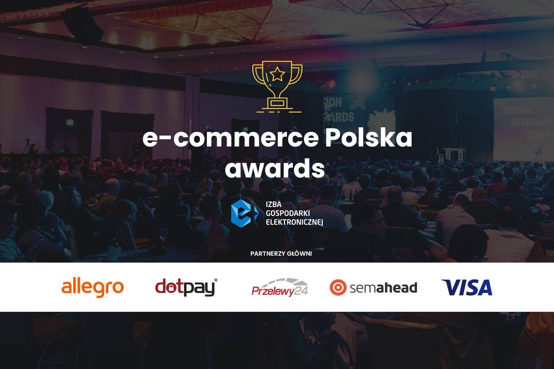 Laureaci Konkursu e-Commerce Polska awards 2018