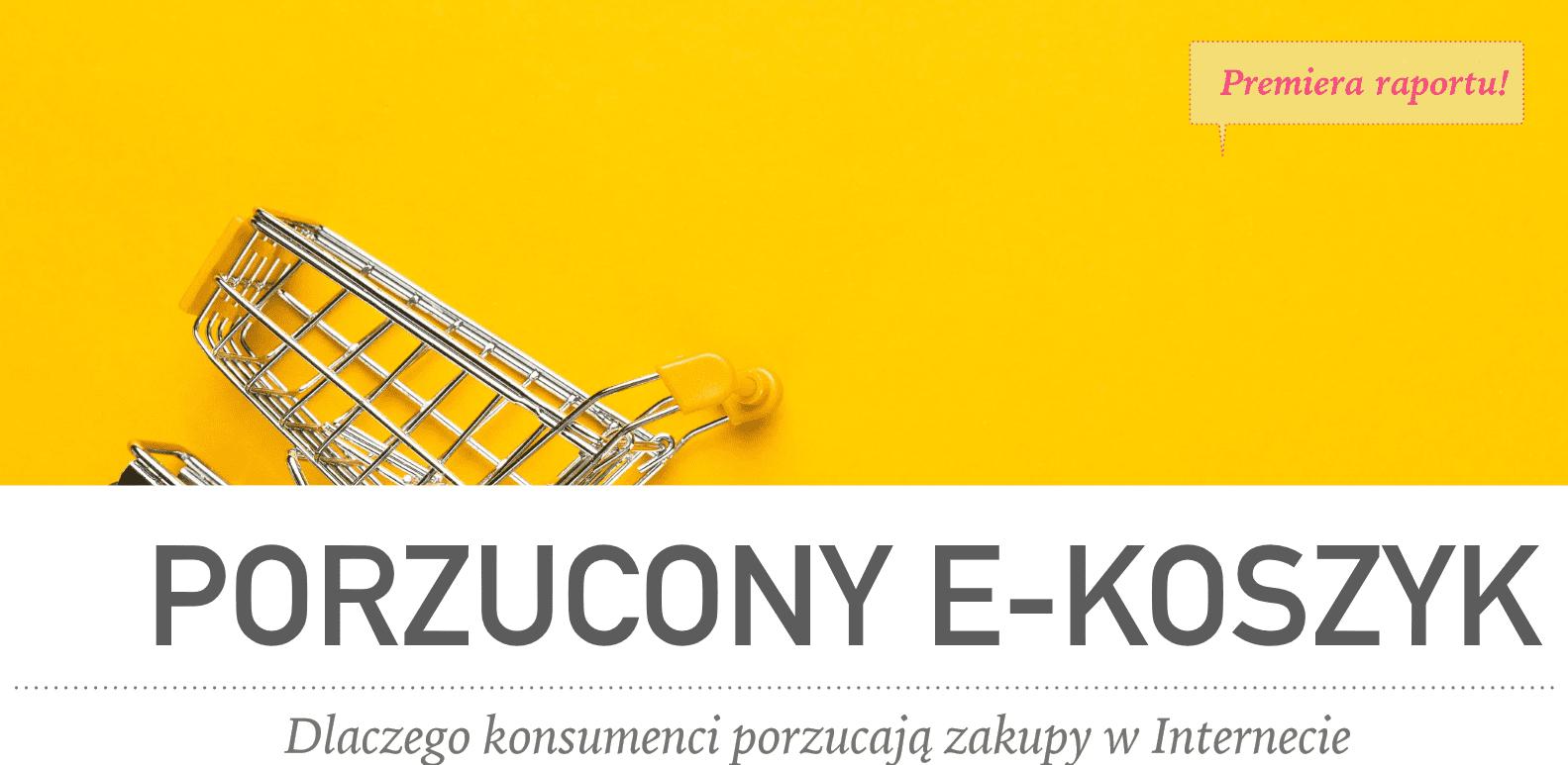 """Premiera raportu """"Porzucony e-koszyk""""."""