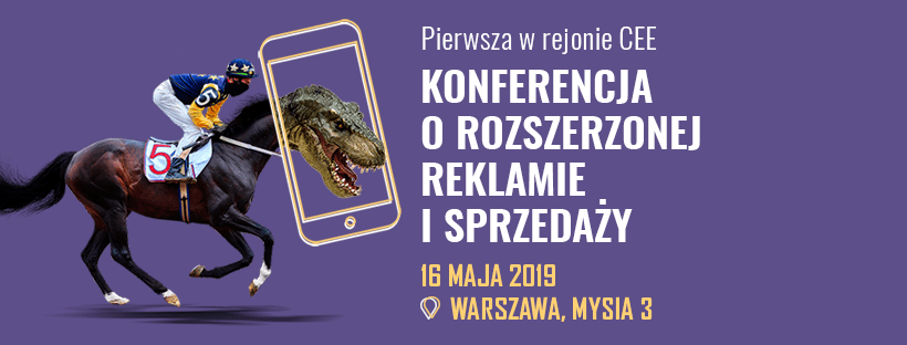 Zapraszamy na konferencję Augmented Advertising & Sales