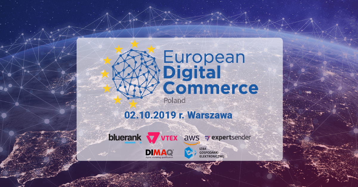 European Digital Commerce pod patronatem e-Izby