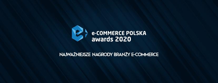 e-Commerce Polska awards 2020- kategorie dla e-usług!