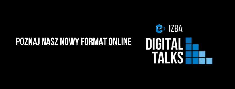 e-Izba Digital Talks – nowy format online Izby Gospodarki Elektronicznej