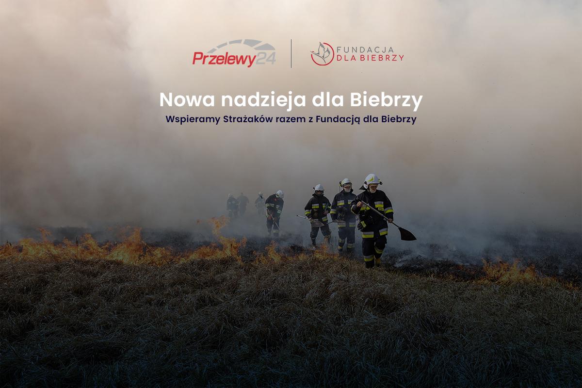 """""""Bezpieczna Biebrza"""" – wspólna akcja Przelewy24 i Fundacji dla Biebrzy"""