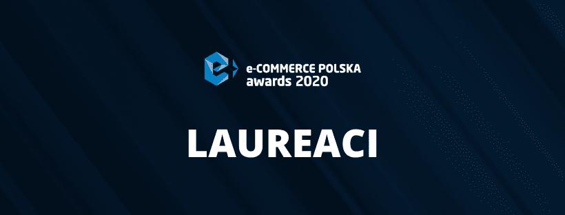 Znamy laureatów konkursu e-Commerce Polska awards 2020!