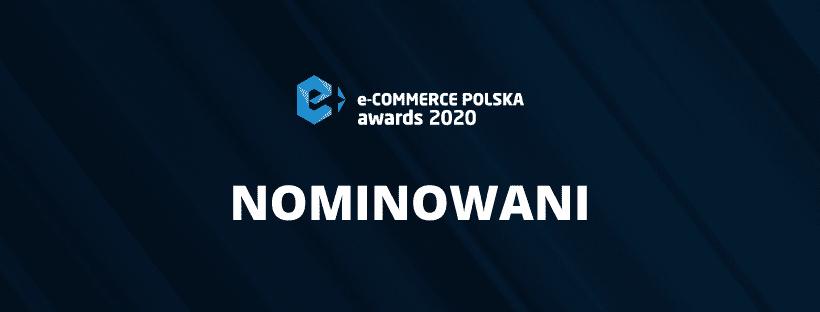 Nominowani w konkursie e-Commerce Polska awards 2020
