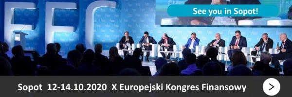 X Europejski Kongres Finansowy pod patronatem e-Izby
