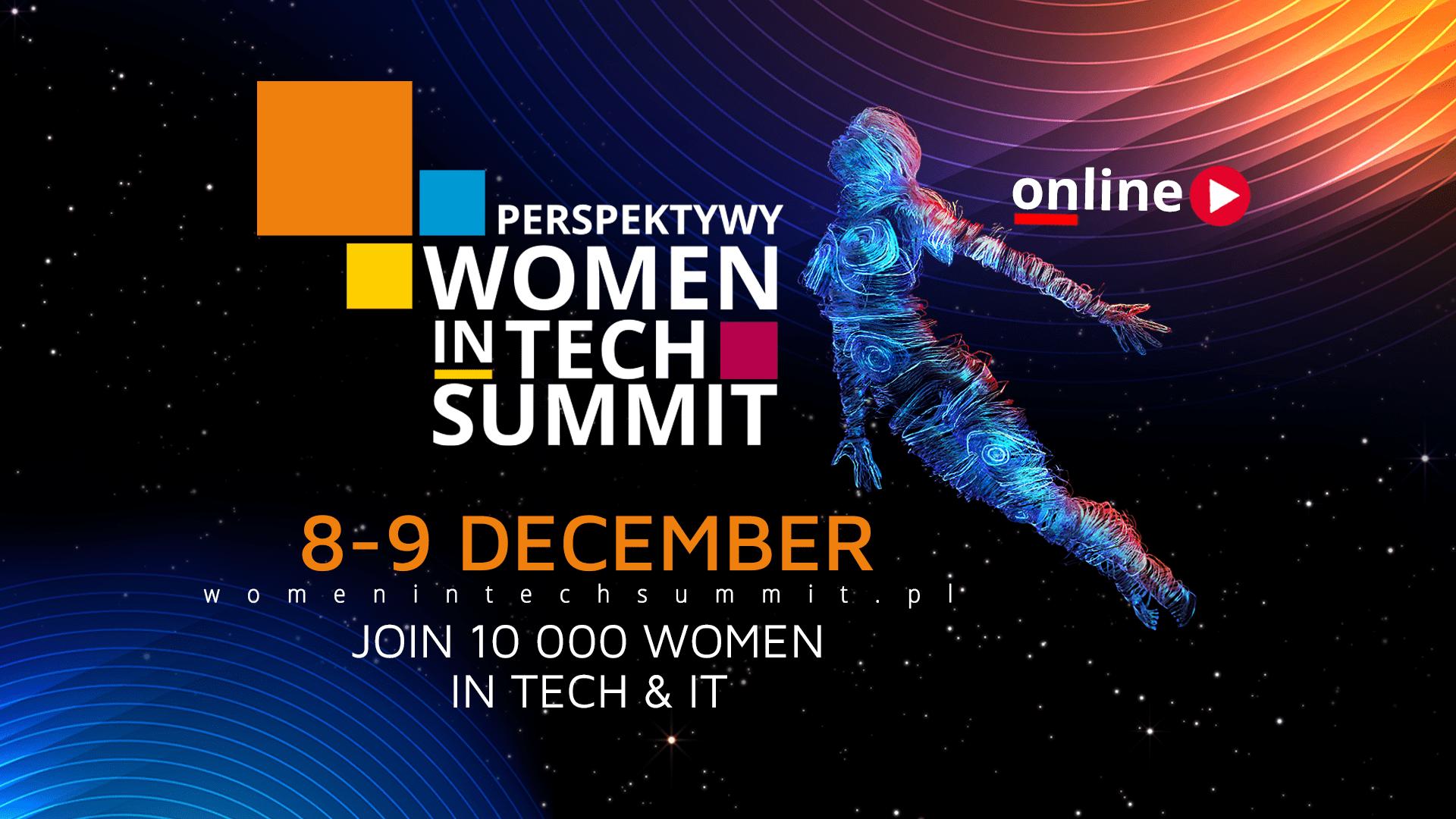 Perspektywy Women in Tech Summit pod patronatem e-Izby