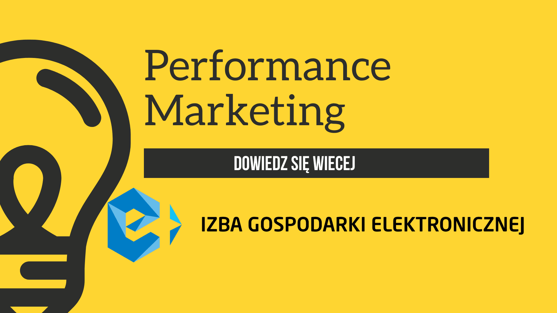 e-Izba edukuje z performance marketingu!