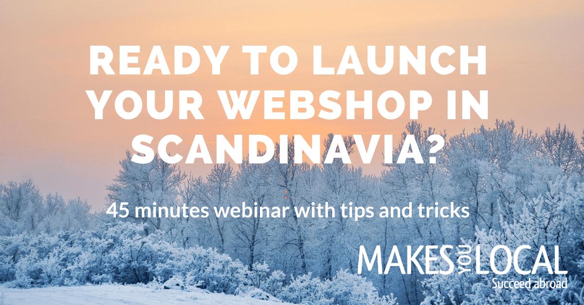 Co należy wiedzieć o rozwoju sprzedaży internetowej na kraje skandynawskie?