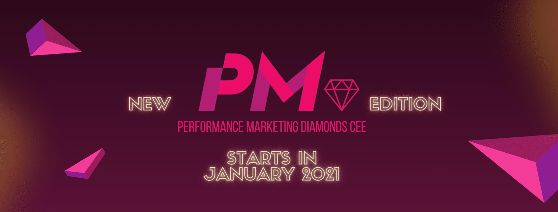 Konkurs Performance Marketing Diamonds CEE 2021 wystartował!