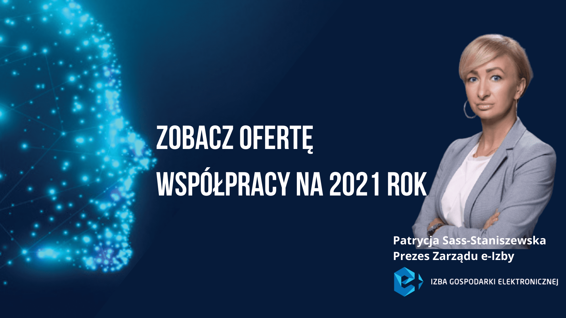 Oferta współpracy z e-Izbą na 2021 rok