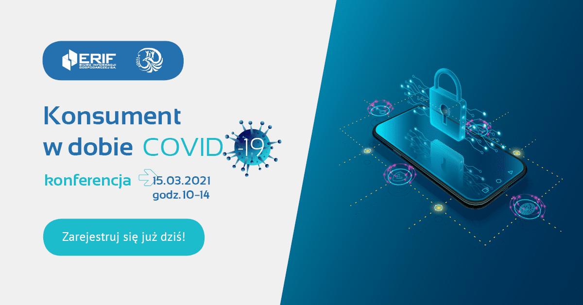 Konsument w dobie COVID-19 – bezpłatna konferencja online pod patronatem e-Izby