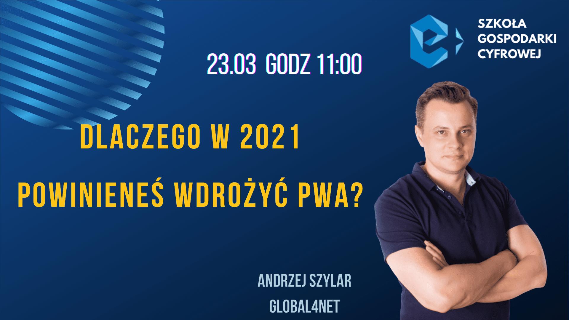 SGC: Dlaczego w 2021 powinieneś wdrożyć PWA?