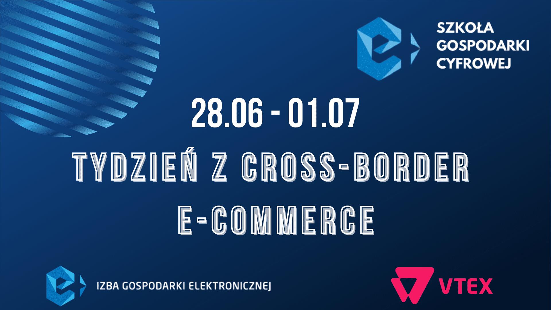 Startuje Tydzień z cross-border e-commerce!