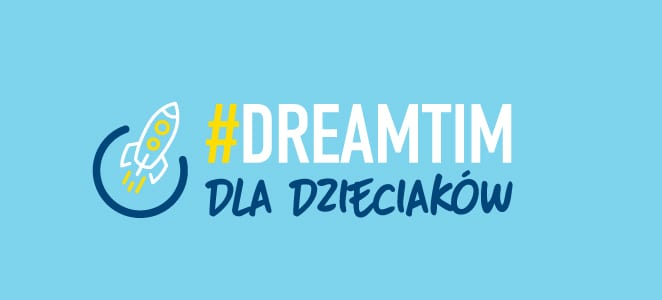 50 zł za koszulkę to 50 zł dla domu dziecka – wyjątkowa akcja #DreamTIM dla Dzieciaków trwa!