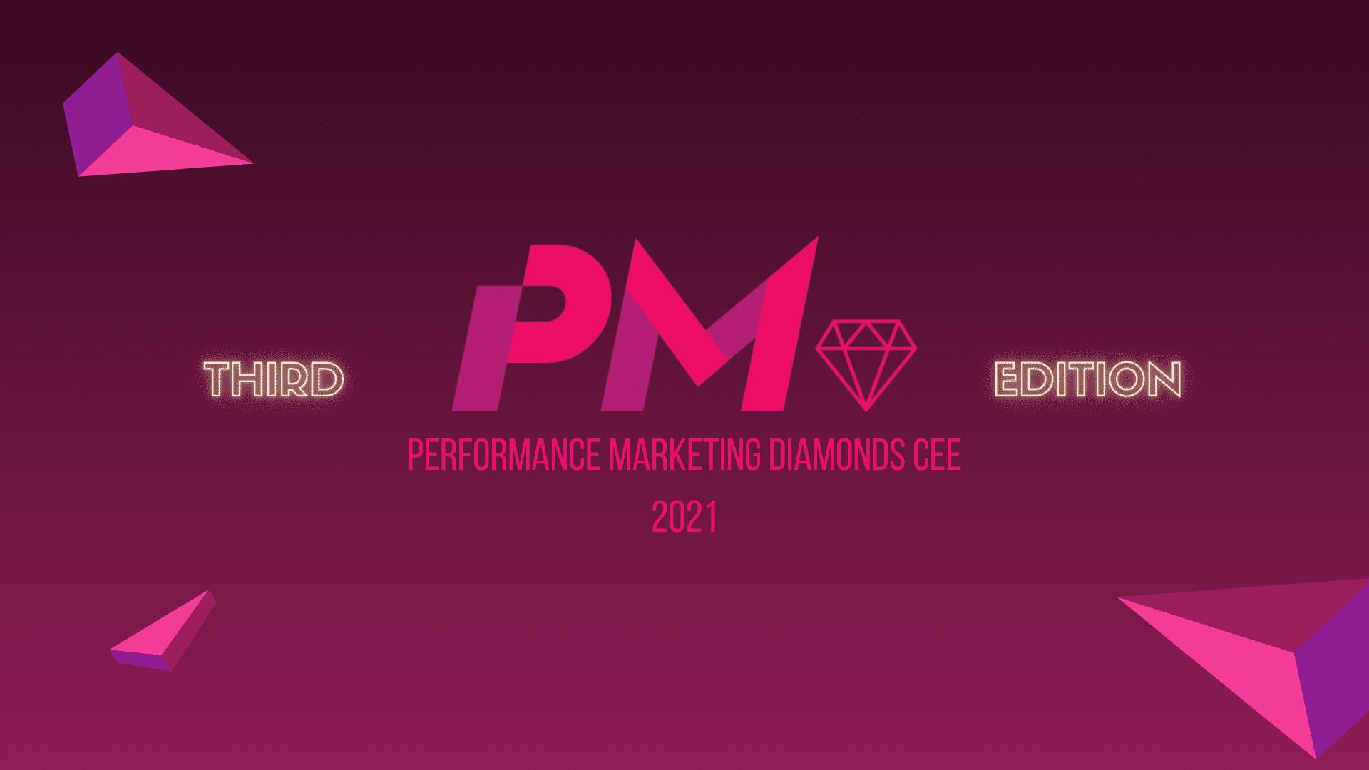 Znamy laureatów III edycji konkursu Performance Marketing Diamonds CEE 2021