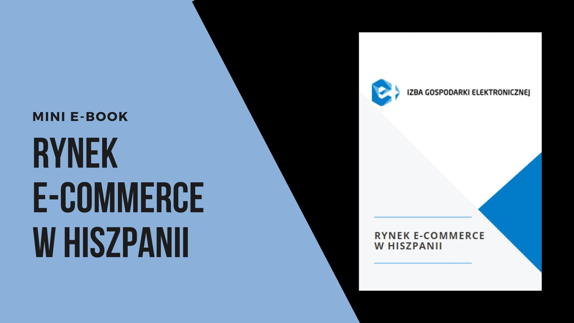Rynek e-commerce w Hiszpanii